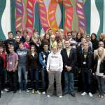 AER Youth Ambassadors bring regional voices to the European stage