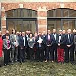 Delegation from East Border Region (IE)
