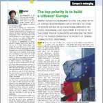 Thematic dossier n°5 on Europe is enlarging – Spring 2004