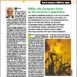 Thematic dossier n°6 on How to become a GMO-free region – Summer 2004