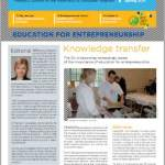 Thematic dossier n°27 on Education for Entrepreneurship – Spring 2011