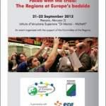 Crisis Summit Brochure