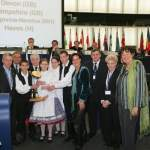 The AER honours the European Most Youth-Friendly Region Hungarian County of Veszprem is declared winner among 31 candidates