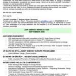 Newsletter on Energy n°4 (Sep. 2006)