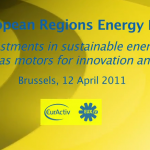 2nd Annual European Regions Energy Day