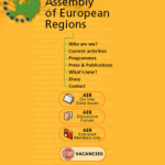 www.are-regions-europe.org: A brand new Web site for the Regions of Europe