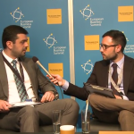 Marian-Constantin Vasile, President of AER Committee 1, live from EBS 2014