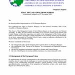 Sopron Declaration