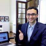 Tomaso Comazzi AER intern on External Relations