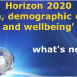 """Horizon 2020 """"Health, demographic change and wellbeing"""": Work Programme 2017 and funding opportunities"""