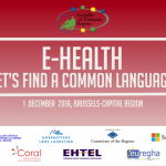 E-health: how to find a common language?