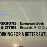 AER at the 2017 edition of the European Week of Regions and Cities