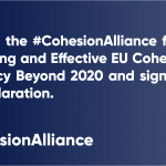 Sign the #CohesionAlliance declaration!