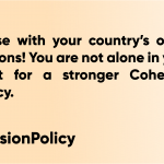#CohesionPolicyTips - Liaise with neighbouring regions in your country