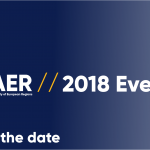 Looking to 2018 - Join us at upcoming AER events!