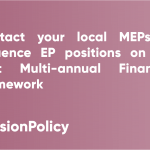 #CohesionPolicyTips - Reach out to your local MEPs