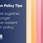 #CohesionPolicyTips - Let's work together for a stronger and more resilient cohesion policy