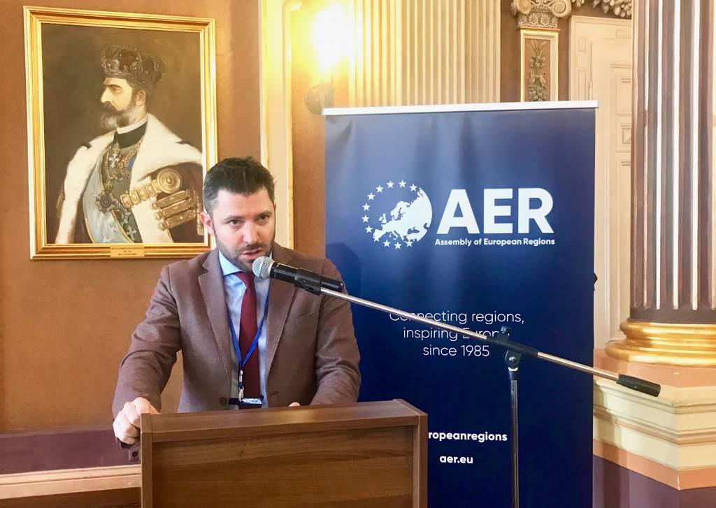 AER Committee 2 President Mihai Ritivoiu looks back on the Plenaries in Arad