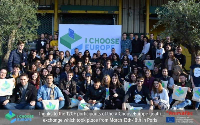 #IChooseEurope is on the Road to the Future!