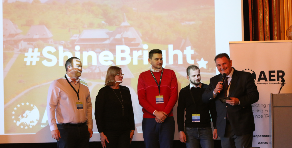 #Shinebright Maramures for hosting 2018 Summer Academy