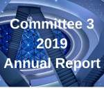 Committee 3 Annual Report June 2018 – May 2019