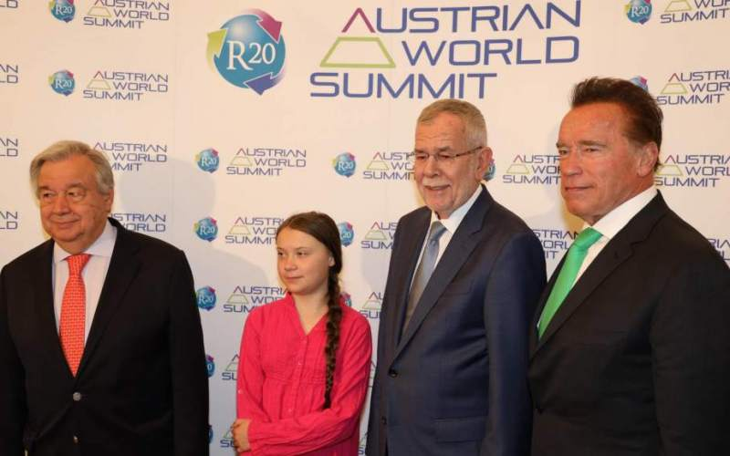 AER President takes part in panel discussion at the R20 Austrian World Summit