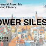 YRN General Assembly and Spring Plenary 2019 in Lower-Silesia (PO)