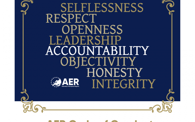In Focus: the AER Code of Conduct for Members