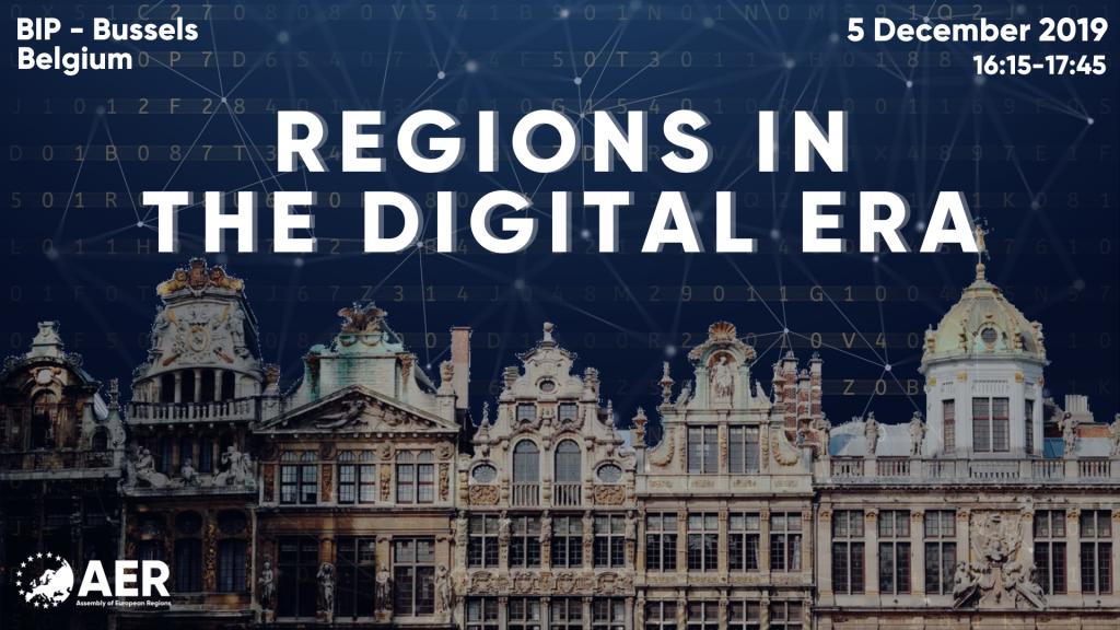 Regions in the Digital Era