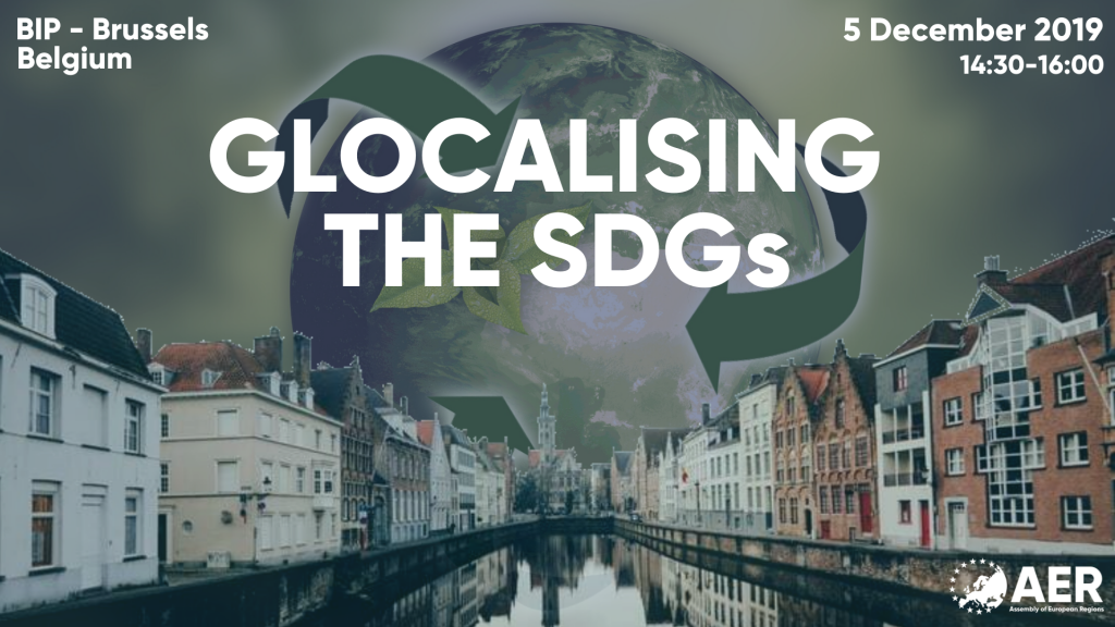AER Debate on Glocalising the Sustainable Development Goals
