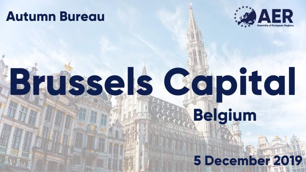 2019 Autumn Bureau Meeting in Brussels
