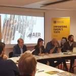 AER's contribution to EYCA Seminar - Maximising Impact