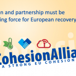 Cohesion and partnership must be the driving force for European recovery