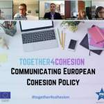 Together4Cohesion: Responding to the challenges of communicating cohesion policy.