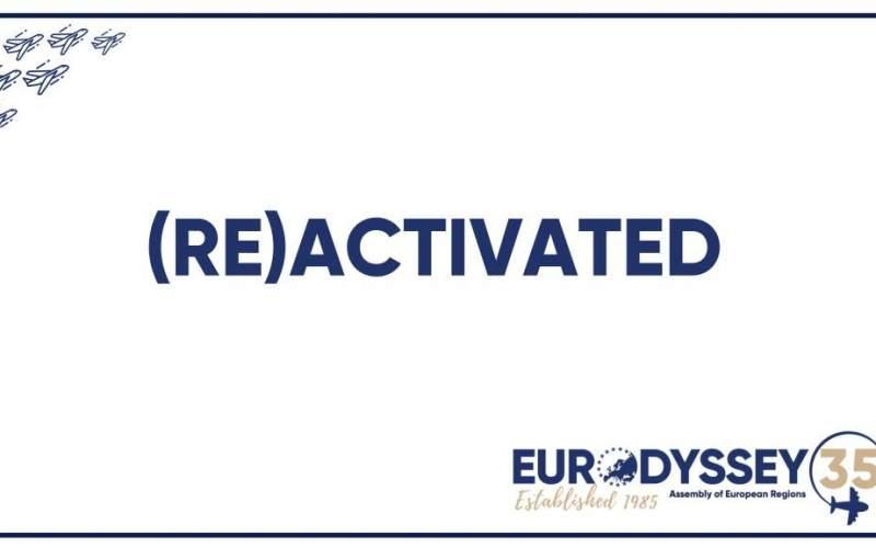 Eurodyssey is back!