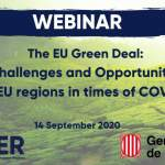 Regions at the core of the European Green Deal