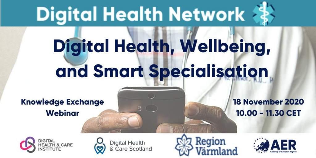 Digital Health Network: Knowledge Exchange Webinar