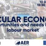 Join the Webinar 'Circular Economy: Opportunities and Needs in the Labour Market'
