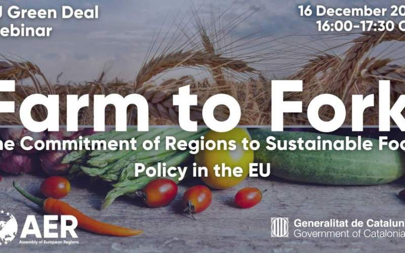 The commitment of regions to Sustainable Food Policies in the EU