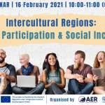 Intercultural Regions: Active Participation & Social Inclusion