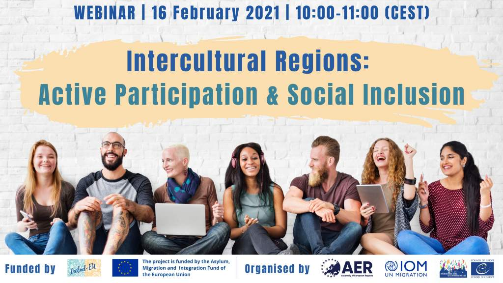 Intercultural Regions: Active Participation & Social Inclusion