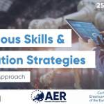Registrations open! Ambitious Skills and Innovation Strategies: A territorial approach