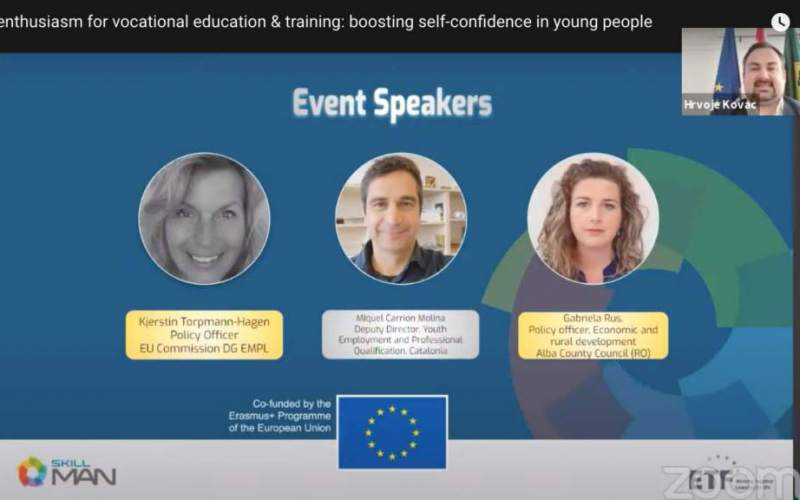 Building a better future: Generating enthusiasm for Vocational Education and Training (VET)
