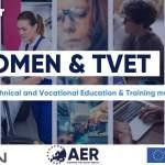 REGISTRATIONS OPEN: Improving the attractiveness of TVET for women