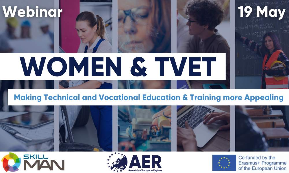 REGISTRATIONS OPEN: Improving the attractiveness of TVET for women