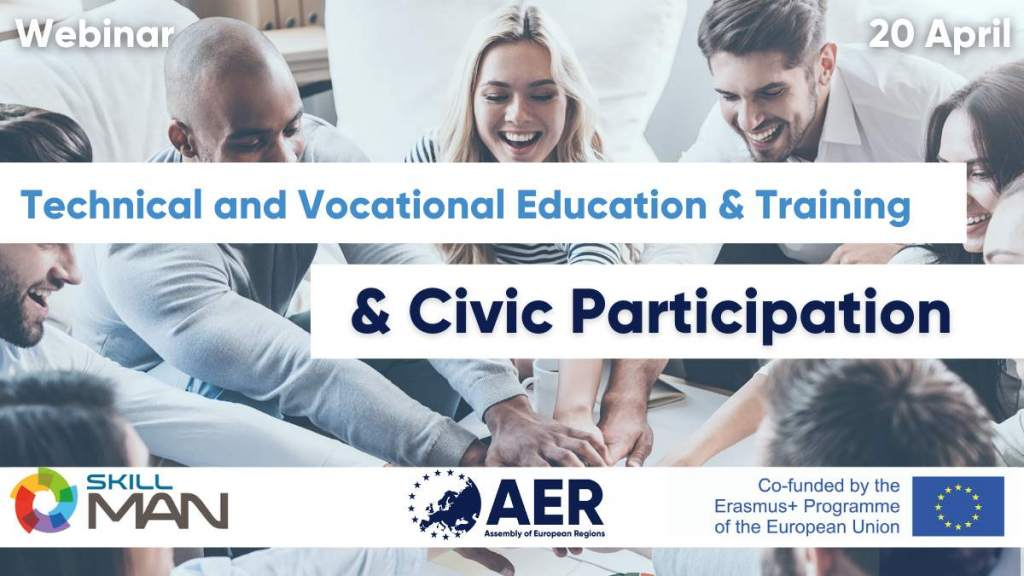 Register Now - Technical Vocational Education & Training and Civic Participation