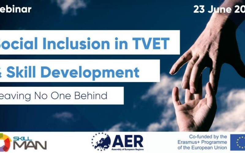 REGISTRATION OPEN: Social Inclusion in TVET and Skill Development – Leaving No-one Behind
