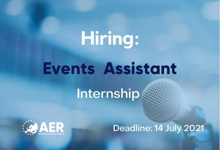Internship Opportunity: Events Assistant